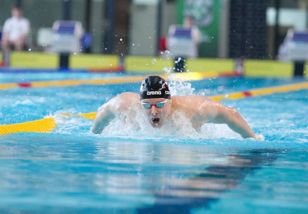Pływacy AZS UMCS Lublin zdobyli 7 medali podczas sobotnich zawodów w Zagrzebiu