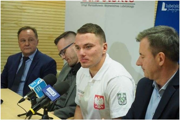 Zawodnicy AZS UMCS Lublin pojadą na Igrzyska Olimpijskie w Pjongczang