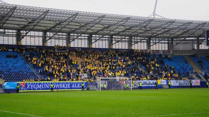 Motor Lublin – Stal Rzeszów 1:0