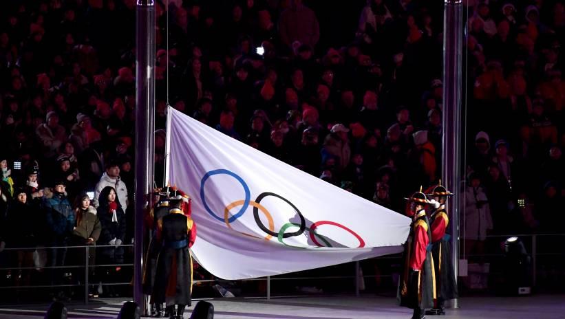 Mateusz Luty poniesie flagę Polski podczas zakończenia igrzysk