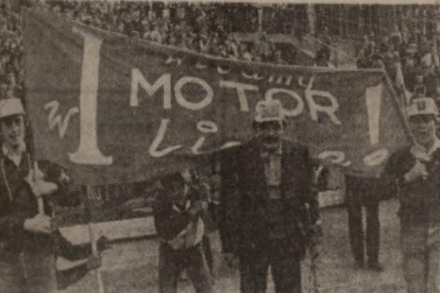2.05.1980 - RKS Motor Lublin w piłkarskiej elicie!