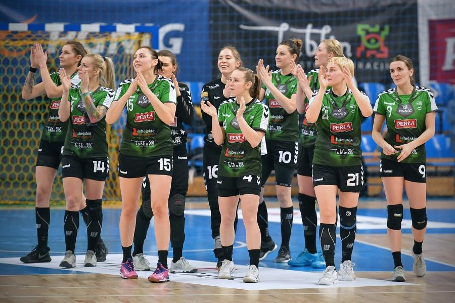Women's EHF Champions League: CSM Bukareszt – MKS Perła Lublin