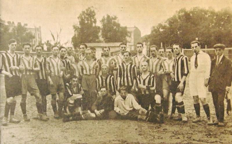 WKS Unia Lublin - KS Cracovia (12 sierpnia 1922 r.)