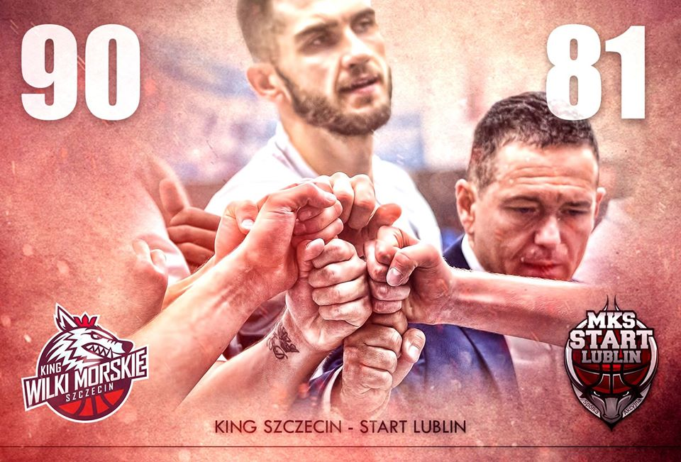 Start Lublin: pierwsza porażka w sezonie
