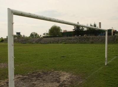 Na stadionie FSC praca wre. Rozmowa z 1959 r. od pracach nad obiektem przy ul. Kresowej