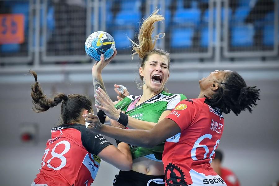 Puchar EHF: Perła remisuje w trzeciej rundzie