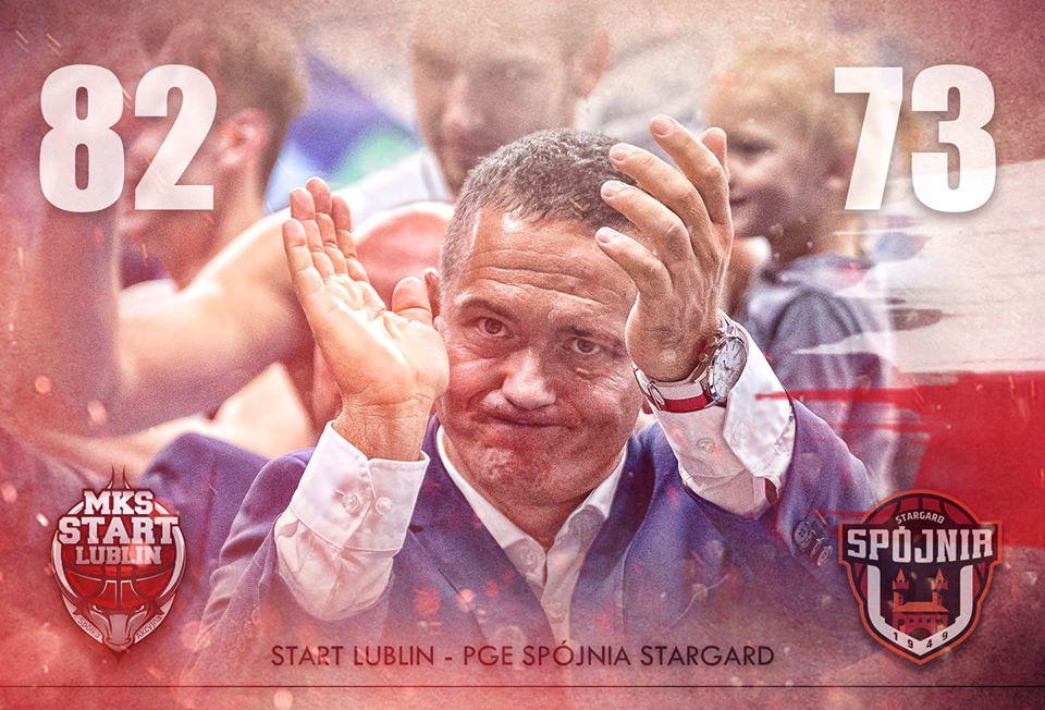 Zwycięstwo osłabionego Startu Lublin