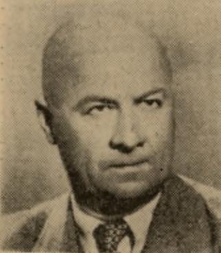 Z kart historii sportu: Aleksander Strycharzewski