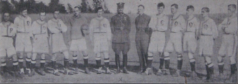 O tym jak w 1924 r. Komendant policji sportowej Okręgu lubelskiego sędziował przeciwko Lubliniance