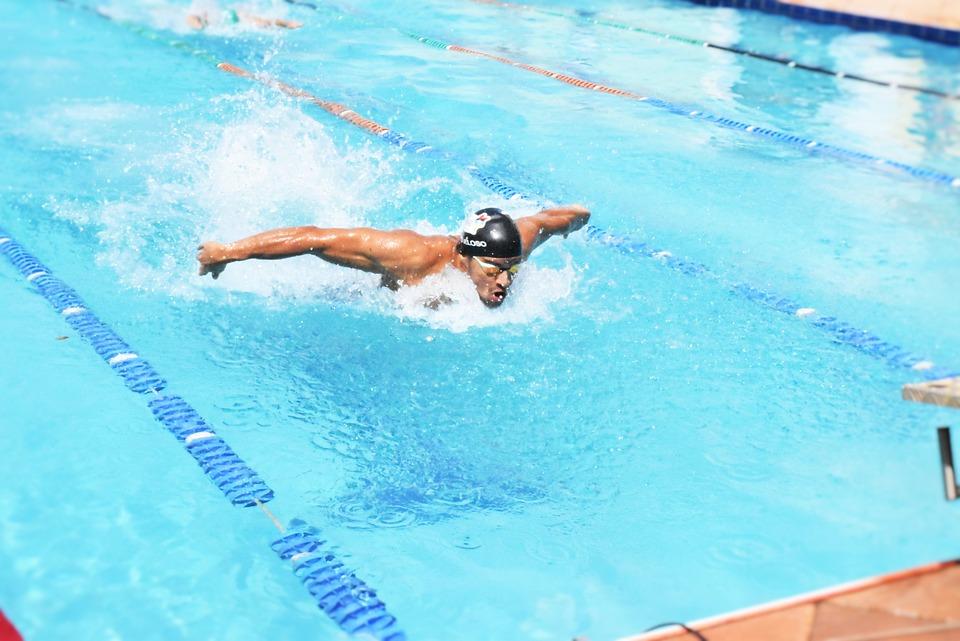 Drugie miejsce Lublina podczas pływackiej ligi Szkół Mistrzostwa Sportowego