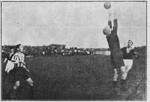 "Wojskowi vs. Cywile: WKS ""Lublin"" - K.S ""Lublinianka"" (2 listopada 1924)"