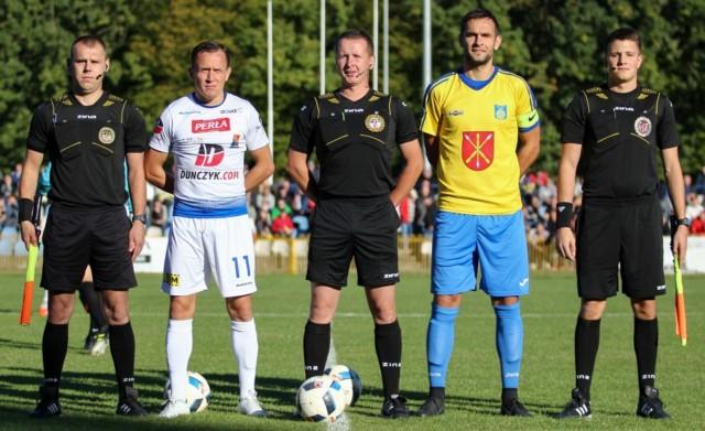Stal Kraśnik – Motor Lublin 0:0