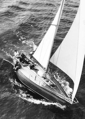 Yacht Klub Polska w 1971 r.