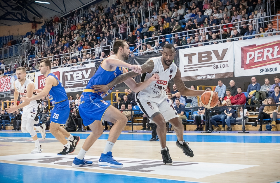 Start Lublin – BM Slam Stal Ostrów 84:72