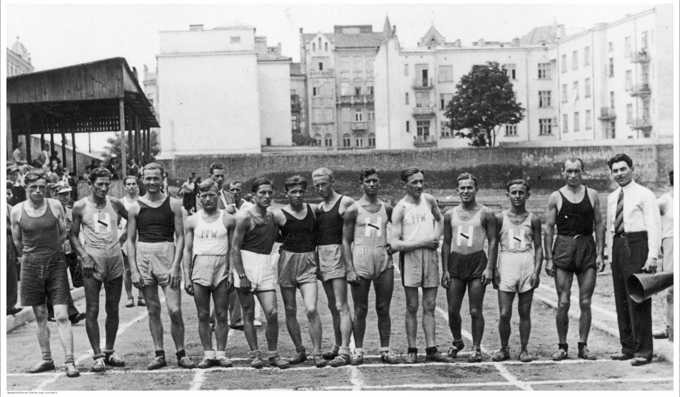 Z kart historii sportu: Powołanie do życia Lubelskiego Okręgowego Związku Lekkoatletycznego