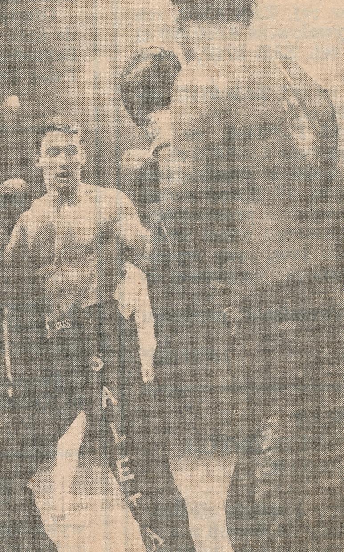Sportowe show z Przemysławem Saletą w tle. 11 XII 1989 r.