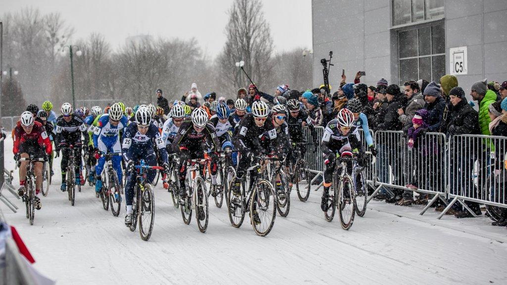 79. Mistrzostwa Polski w kolarstwie przełajowym w Lublinie