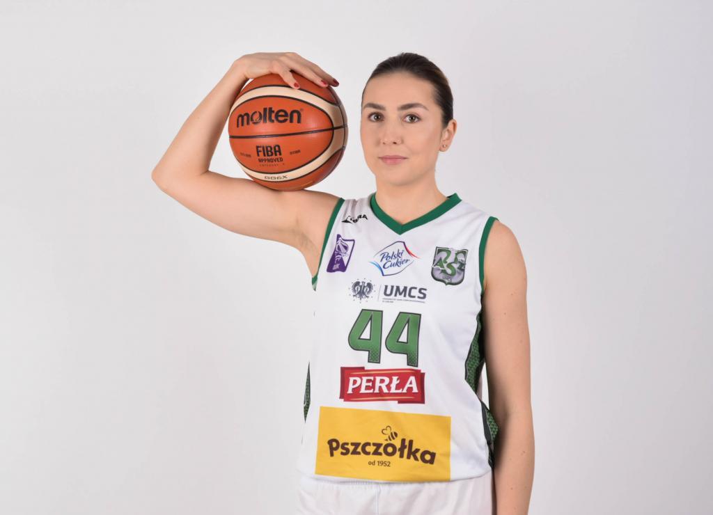 Pszczółka AZS UMCS Lublin – Basket Gdynia 72:54