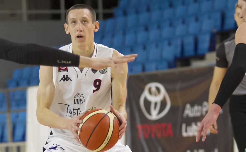 Kamil Waniewski wystąpił w barwach reprezentacji Polski U-23 w koszykówce 3x3