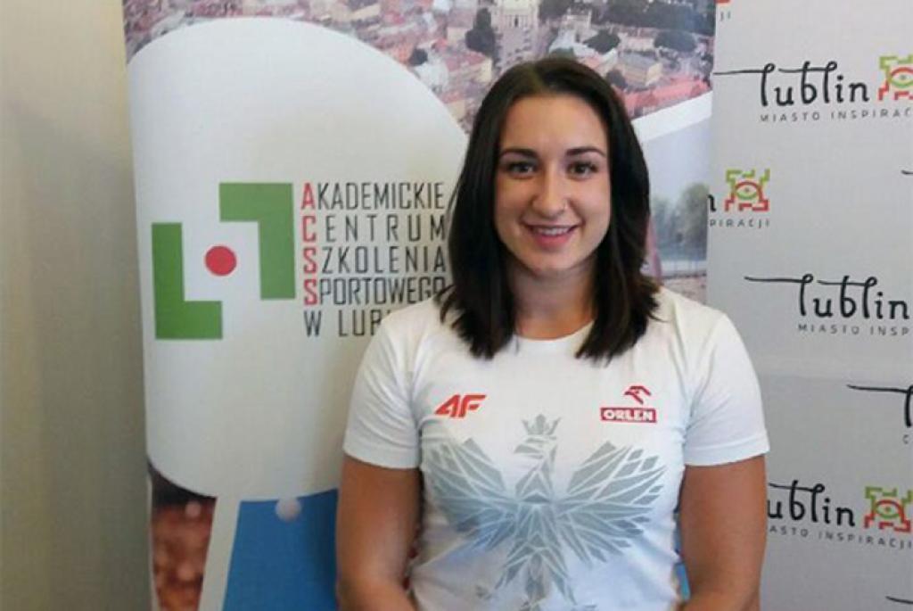 Z Kroniki Lubelskiego Sportu: Wywiad z Malwiną Kopron