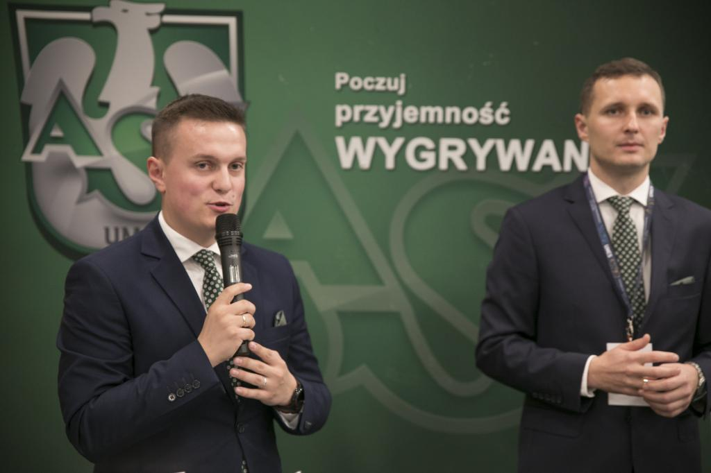 Zmiany w Zarządzie KU AZS UMCS Lublin