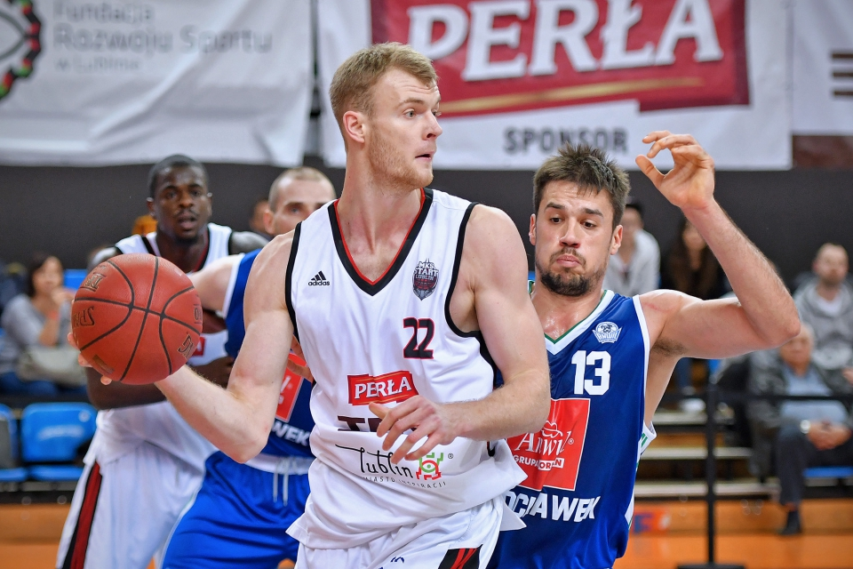 Start Lublin - Anwil Włocławek 62:97
