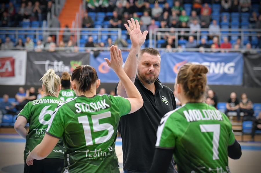 Poznaliśmy rywalki MKS Lublin w półfinale PGNiG Pucharu Polski.