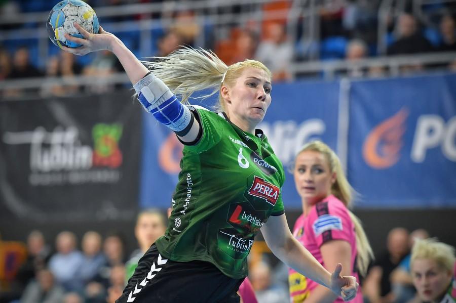 Korona Handball Kielce - MKS Perła Lublin 24:34