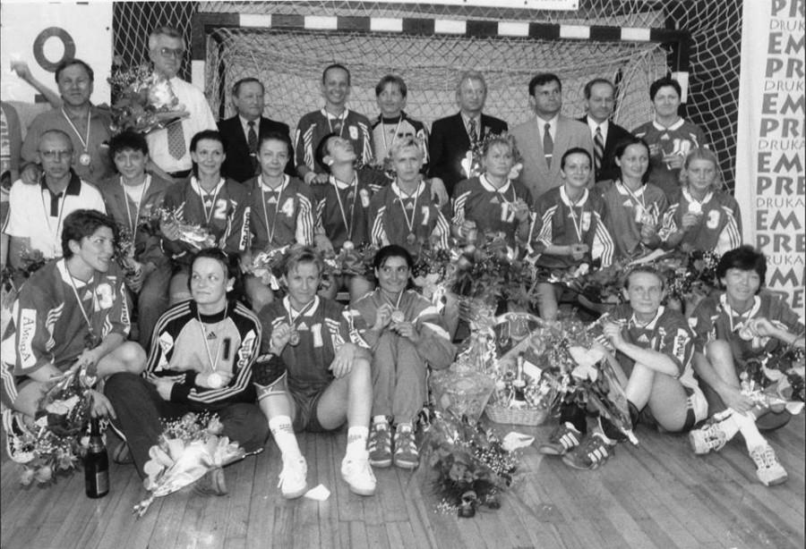 Odeszła Maria Gracjasz. Wieloletnia reprezentantka Polski, bramkarka MKS Lublin w sezonie 1998/1999