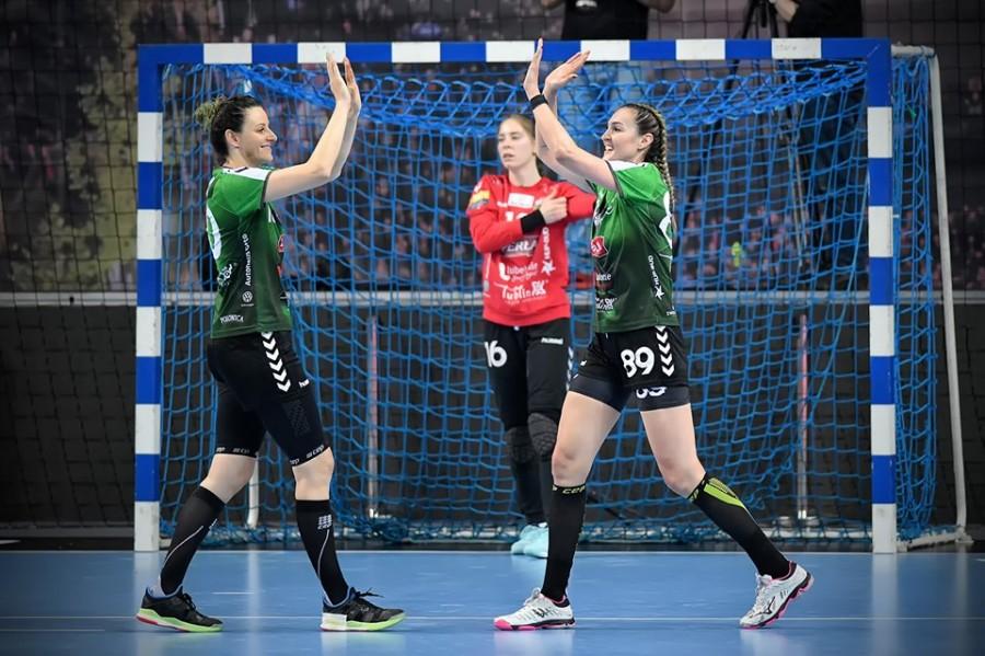 Międzynarodowym Turnieju Piłkarek Ręcznych o Puchar Prezydenta Miasta Kielce