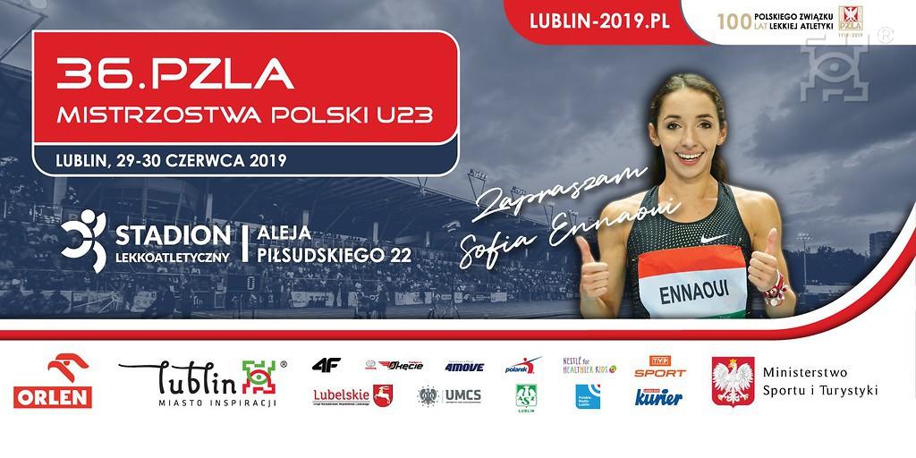 Zapowiedź: 36. PZLA Mistrzostw Polski U23 w Lekkiej Atletyce