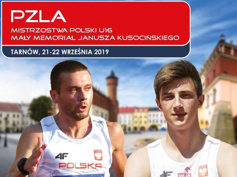 Lekkoatletyczne Mistrzostwa Polski Młodzików