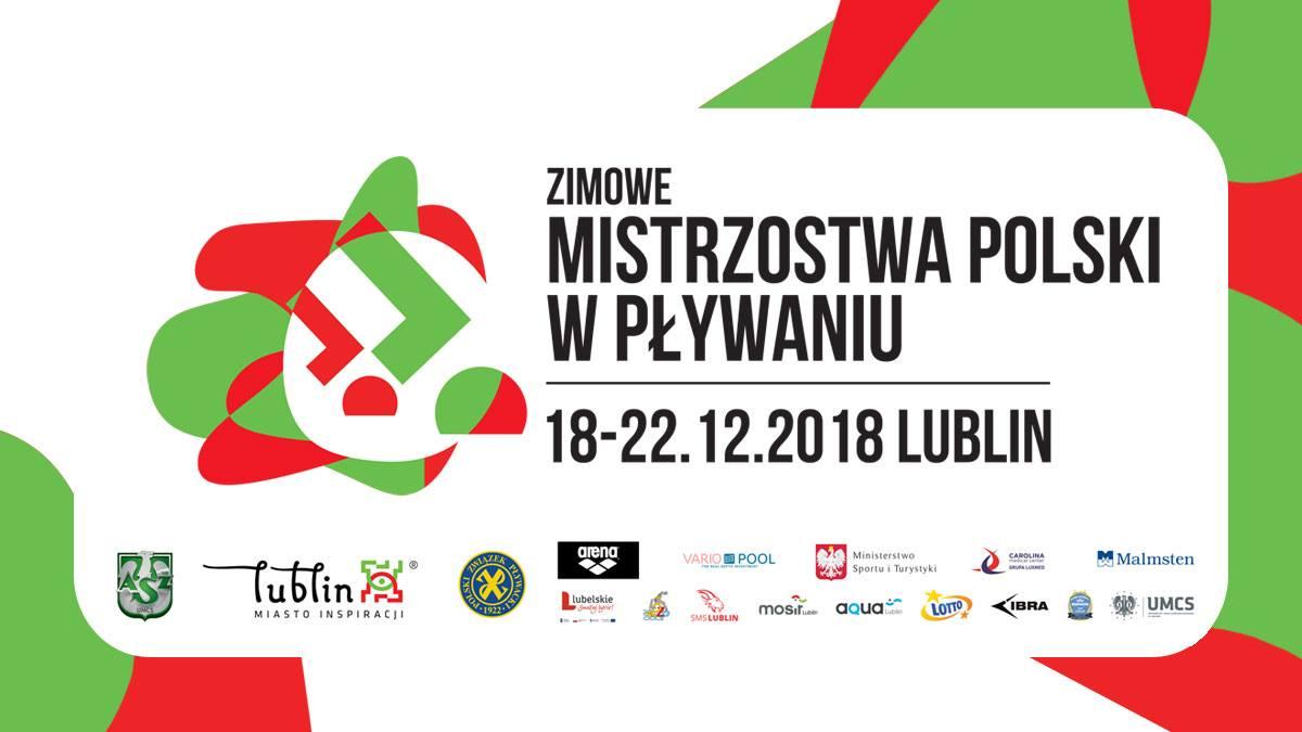 Pływanie: Zimowe Mistrzostwa Polski Seniorów, Młodzieżowców i Juniorów 2018