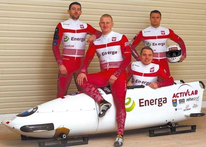 9. miejsce w klasyfikacji generalnej Pucharu Świata polskiej dwójki bobslejowej!