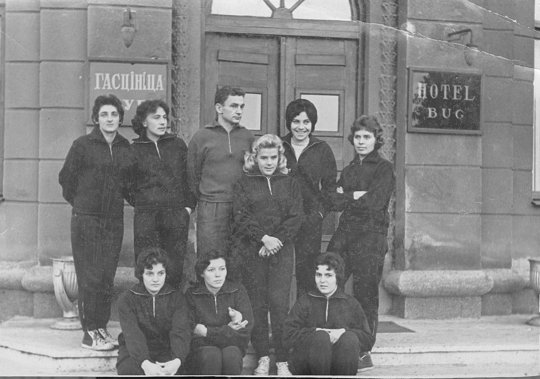 Najlepsi trenerzy lubelskich sportowców 1973 r.