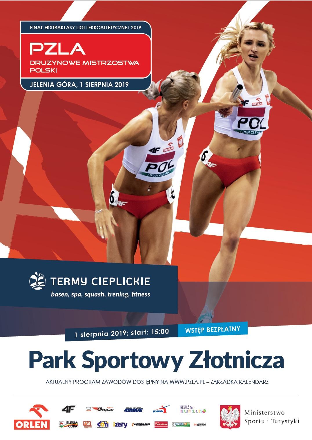 Lekkoatleci AZS UMCS Lublin z tytułem wicemistrzów Polski!
