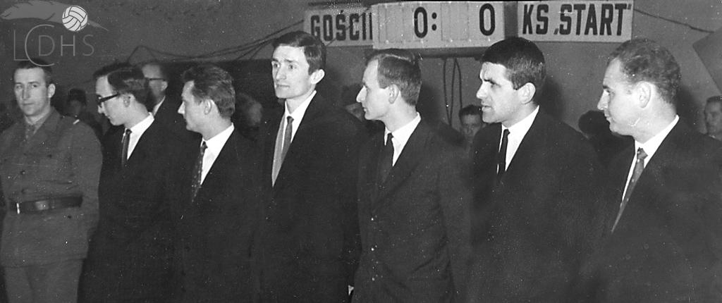 Plebiscyt na najlepszego sportowca Lubelszczyzny z 1964 r.