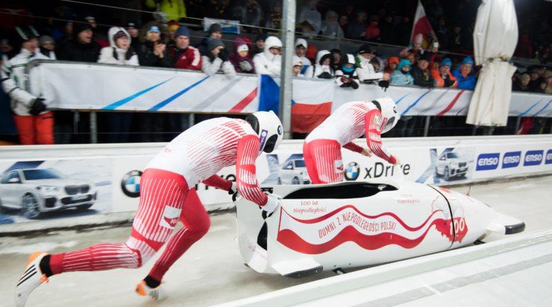 Dobry występ bobsleistów AZS Lublin podczas IBSF BMW World Cup Altenberg