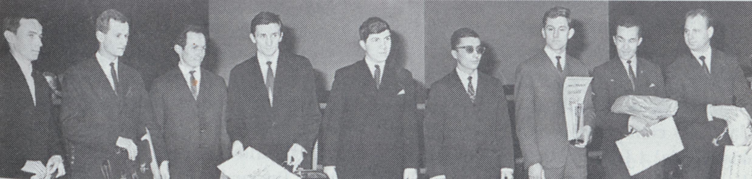 Plebiscyt na najlepszego sportowca Lubelszczyzny z 1965 r.