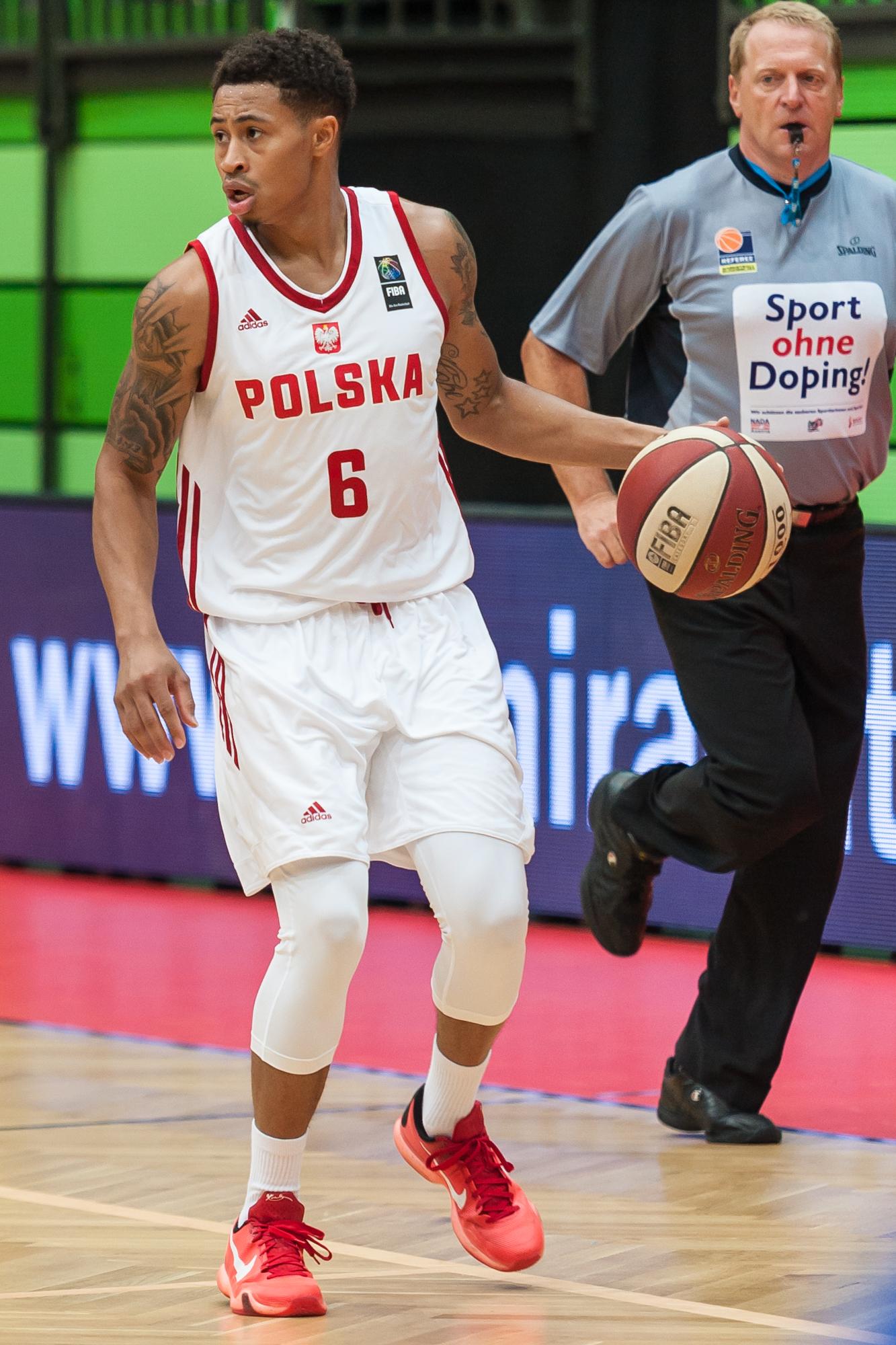 Polska - Estonia 78:64