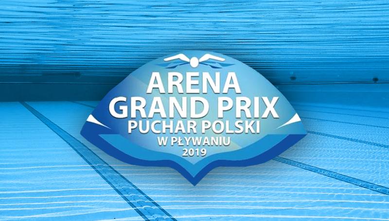 Pływanie: Arena Grand Prix Pucharu Polski Łódź 2019
