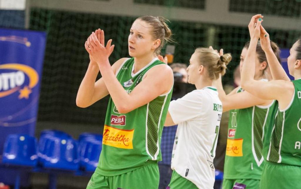Eastern European Women's Basketball League: zwycięstwo i porażka Pszczółki