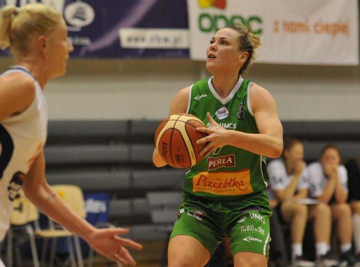 Basket 90 Gdynia - Pszczółka AZS UMCS 65:71