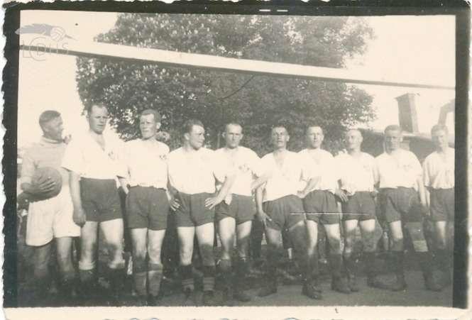 Turniej sportowy drużyn wojskowych z 1945 r.