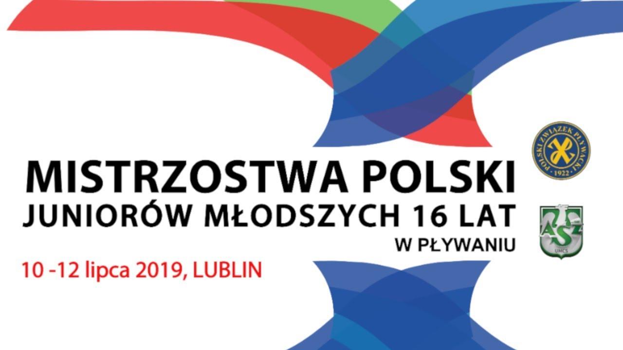 Mistrzostwa Polski Juniorów 16 lat w pływaniu