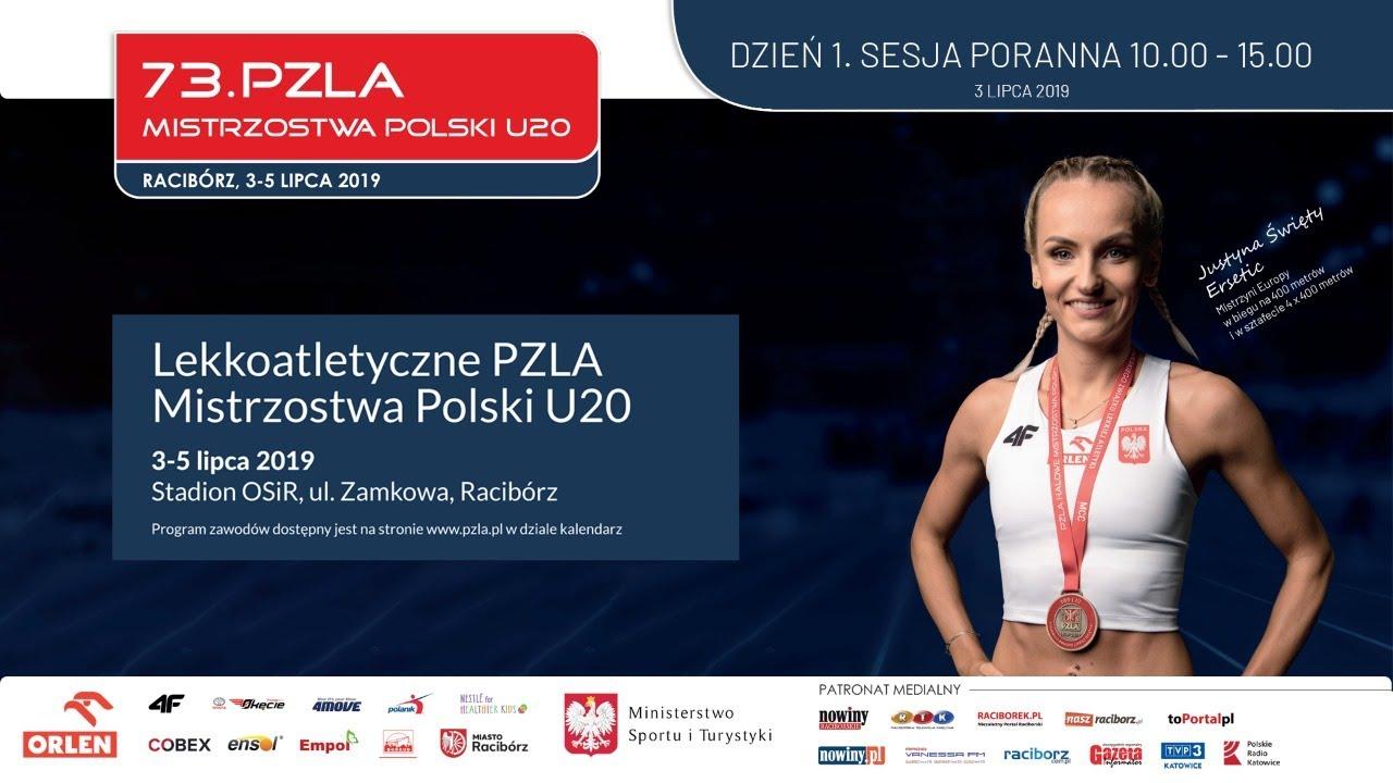 Zawodnicy AZS UMCS Lublin zdobyli 5 medali podczas Mistrzostw Polski U20
