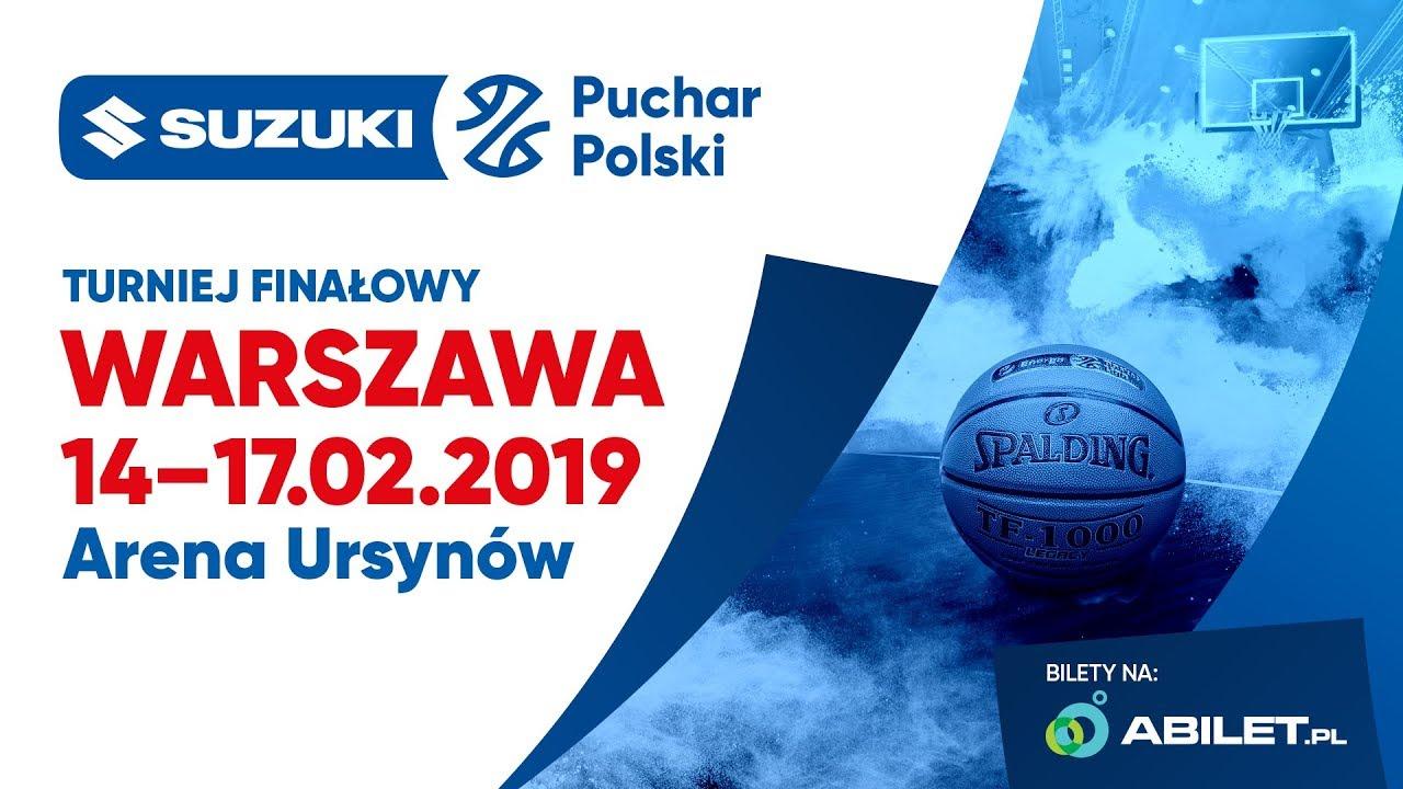 Zapowiedź: Suzuki Pucharu Polski w koszykówce mężczyzn