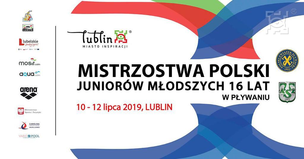 Zapowiedź: Lublin gospodarzem Mistrzostw Polski Juniorów Młodszych w pływaniu