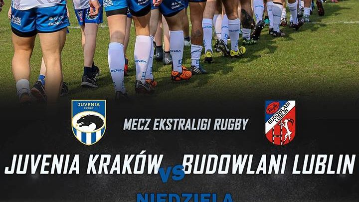 RKS Juvenia Kraków - KS Budowlani Lublin 18:25 (8:20)