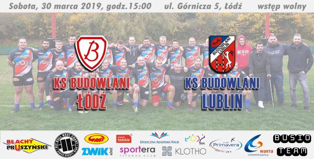 KS Budowlani Łódź- KS Budowlani Lublin 6:24 (6:17)